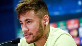 Golgheterul Neymar face marcaj strans :) Starul Barcei s-a aprins dupa una dintre cele mai cunoscute femei din Serbia!