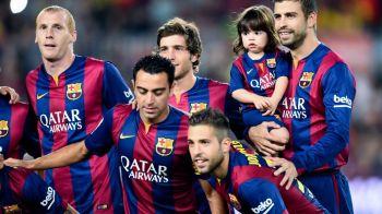 Si-a pus suporterii Barcei in cap! Ce facea un star al echipei pe banca de rezerve in timpul meciului cu Espanyol