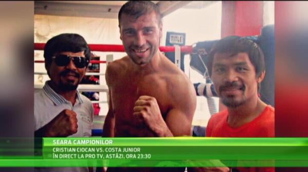 21:15 LIVE la Sport.ro: Destinatia KlitschKO! Ciocan se bate cu Costa Junior pe ProTV de la 23:30!