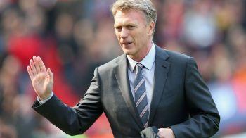 """David Moyes, aproape de o revenire surpriza in fotbalul mare, dupa """"cosmarul"""" de la United! Ce echipa poate prelua scotianul"""