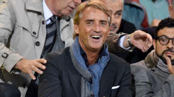 """Mancini, noul antrenor al lui Inter dupa demiterea lui Mazzari! Reactia lui Zenga: """"Pacat, poate in alta viata!"""""""