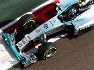 Titlul mondial se decide in 24 de ore! Rosberg, primul in calificari! Cum arata grila de start si calculele pentru lupta decisiva