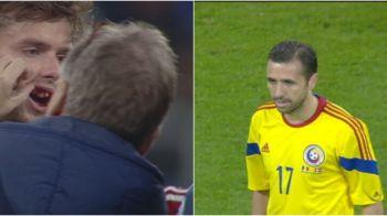 """Gestul lui Sanmartean dupa ce l-a trimis la SPITAL pe danezul Andersen: """"L-am sunat si mi-am cerut scuze"""""""