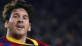 Suma URIASA pe care o plateste Barcelona in urmatorii 4 ani pentru Messi! Cat costa 'extraterestrul' in fiecare sezon!