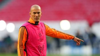 Zidane a scapat de suspendare! Pedepsit pentru 3 luni, fostul jucator de legenda al Realului, si-a facut dreptate. Anuntul facut