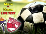 ACUM: Gaz Metan 1-0 Dinamo! Tahar inscrie, comedie cu Cordos si Grecu in apararea lui Dinamo!
