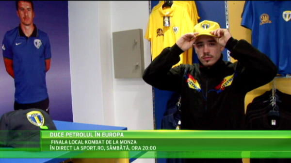 Un ultras de la Petrolul se bate sambata in direct la Sport.ro! Finala Local Kombat e de la 20:00 in direct pe Sport.ro