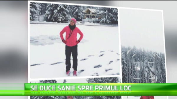 "Simona, cantonament ""spartan"" la munte, in timp ce rivala Genie Bouchard se relaxeaza in Caraibe: ""Acum stim cine va fi numarul 1"""