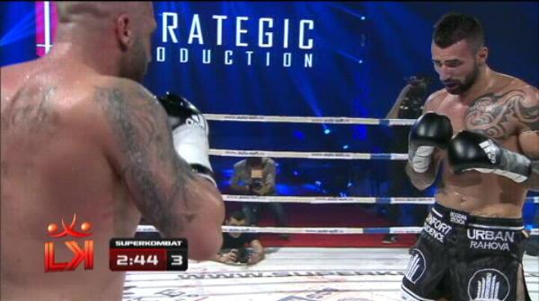 Bogdan Stoica il face KO pe Alexandru Negrea, in Gala LK de la Monza
