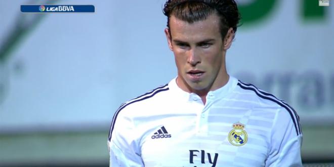 Bale a demonstrat de ce a costat 100 de milioane de euro! Ce a reusit sa faca in meciul cu Eibar! VIDEO