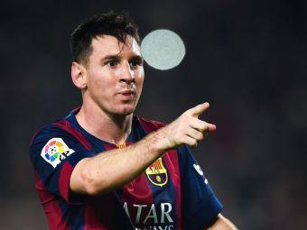 91 de goluri intr-un an, 73 intr-un sezon, 4 Baloane de Aur, acum si RECORDMAN al Spaniei! Messi a  terminat  jocul :)