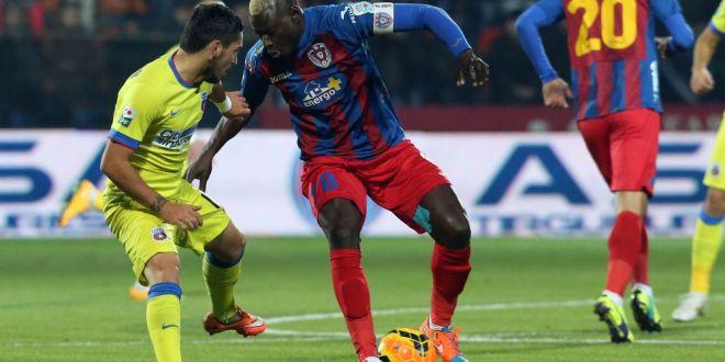 Suspendat 6 etape in urma meciului cu Steaua, N Doye are probleme si in casnicie! Senegalezul trebuie sa imparta o avere FABULOASA