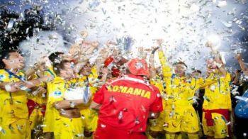 Suntem MARI la MINIfotbal! Romania vrea un nou titlu mondial, Campionatul European e LIVE la Sport.ro! Vezi programul