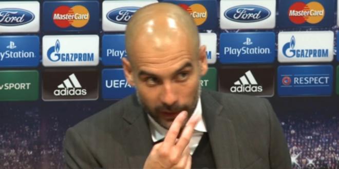 Daca jucam de c***t, atunci jucam de c***t!  Pep Guardiola si-a iesit din minti dupa 2-3 cu City! Reactie incredibila: