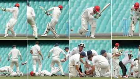 TRAGEDIE IN SPORT. Phil Hughes, unul dintre cei mai buni jucatori de cricket ai lumii, a murit la 25 de ani, lovit in cap de minge