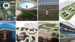 FOTO Doua constructii noi langa National Arena! Oprescu promite sala multifunctionala si patinoar nou! Investitiile Primariei