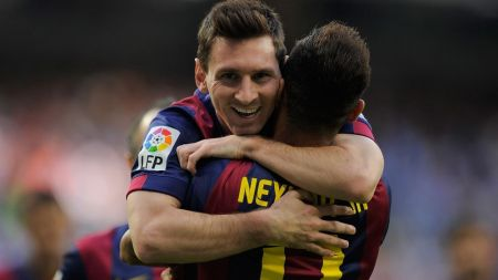 Ce mai urmeaza? Messi  a terminat campaniile  Primera Division si Liga Campionilor si e cel mai tare recordman al fotbalului