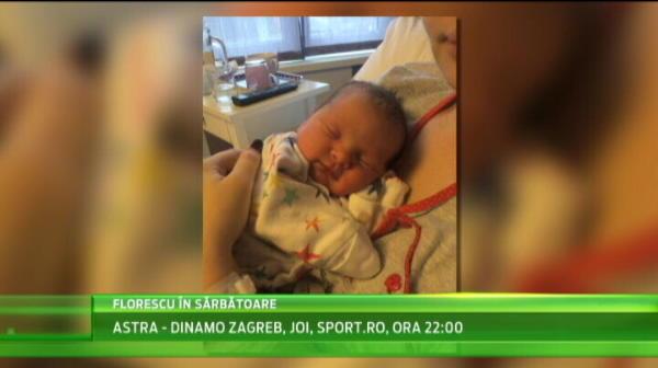 Florescu da de baut inainte de Astra - Dinamo Zagreb, care va fi joi seara la Sport.ro de la 10.