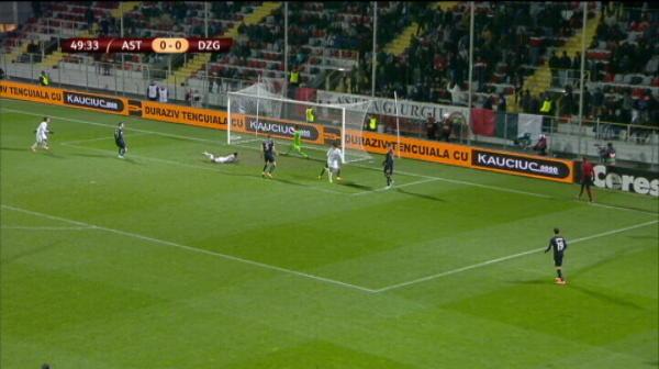 Gol Bukari! Astra 1-0 Dinamo Zagreb