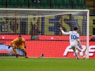 Specialistul penaltyurilor! Portarul lui Inter, Handanovic, a ajuns la o cifra fabuloasa! Slovenul, neinvins de la 11 metri: VIDEO