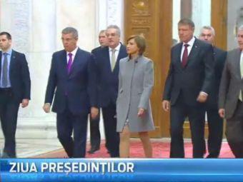 MOMENT ISTORIC: Klaus Iohannis depune ACUM juramantul: Vezi aici IMAGINI LIVE