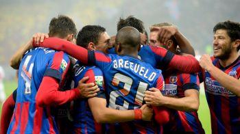 Imaginile care nu s-au vazut dupa Steaua - Dinamo Kiev! Ce s-a intamplat in fata peluzei, dupa DEZASTRU! Cine sunt eroii fanilor