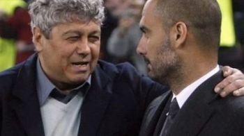 Mircea Lucescu, sansa REVANSEI in fata lui Pep! Sahtiorul se dueleaza cu Bayern in optimile Ligii! Episodul pe care Luce nu-l uita
