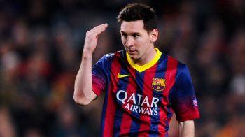 Prima reactie a lui Leo Messi dupa tragerea la sorti a optimilor Ligii! Barca se bate cu City, Messi il ameninta pe Kun :)