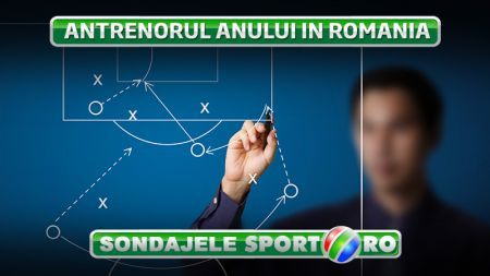 SONDAJ: Voteaza cel mai bun antrenor din Romania! Cine a impresionat cel mai mult in acest an in Liga I?