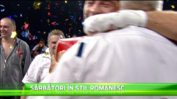 Bute face Sarbatorile in Romania, apoi revine in lupta pentru TITLUL Mondial! Promisiunea pentru 2015