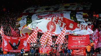 Topul surpriza al celor mai galagioase galerii din Premier League: Liverpool pe 3, Tottenham e la retrogradare! Cine este no. 1: