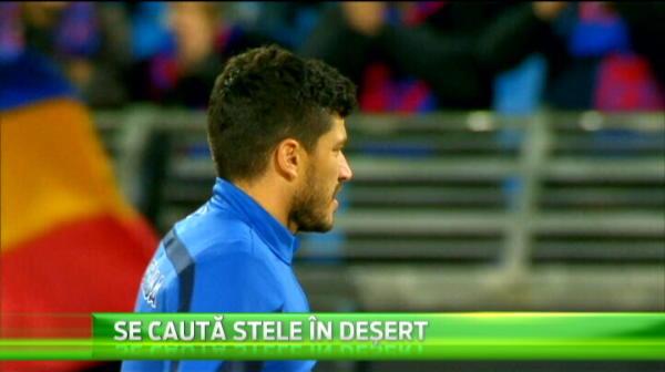 """Planul Stelei daca Becali alege banii in aceasta iarna: Steaua are """"marfa"""" de 7 mil €, incep negocierile pentru 3 jucatori!"""