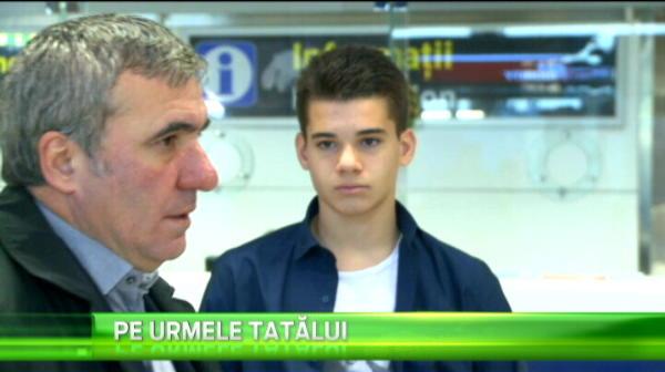 """Ianis Hagi n-are ce sa caute la noi, el e al Stelei!"" Asa arata razboiul modern in fotbalul romanesc:"