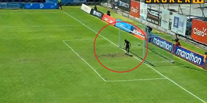 Golul care i-a suparat pe argentinieni! Vezi ce face acest atacant pe linia portii, dupa ce a driblat portarul - VIDEO
