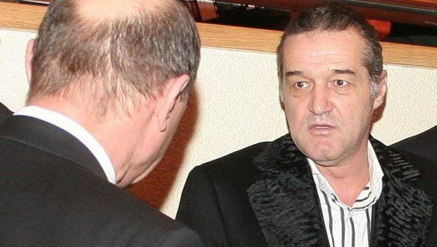 E o mizerie!  Declaratia surprinzatoare a lui Basescu despre razboiul dintre Becali si Armata pentru brandul Steaua: