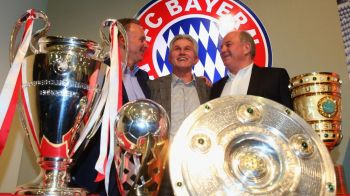 """Creatorul lui Bayern, pe post de SABOTOR! Heynckes ii transmite unei vedete de milioane: """"Nu te duce acolo, mergi la Real"""""""