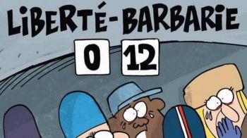 JE SUIS CHARLIE! Cum si-au schimbat Marca si L'Equipe primele pagini dupa masacrul de la Charlie Hebdo