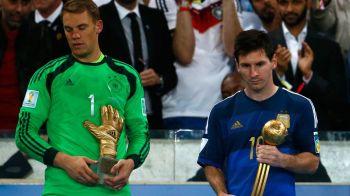 """""""Messi nu merita nici locul 2"""". Toni Kroos, nemultumit de votul pentru Balonul de Aur! Neamtul l-a fi vrut pe Neuer castigator"""