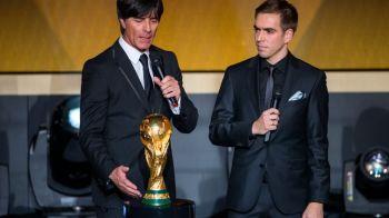 """""""Uitati de Balonul de Aur, el e cel mai bun fotbalist al deceniului"""". Joachim Low propune premierea lui Philipp Lahm de catre FIFA"""