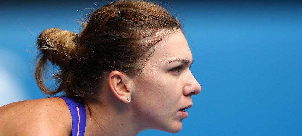 DUREROS! Simona Halep 4-6, 0-6 Ekaterina Makarova! Romanca a jucat slab, a gresit mult si a fost eliminata in sferturile Australian Open! Vezi toate fazele AICI
