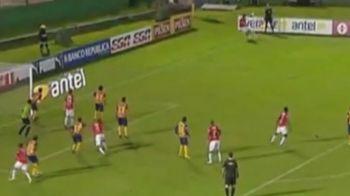 """GOLAZO OLIMPICO!!"" Gol senzational direct din corner reusit de Recoba la 38 de ani! E a sasea oara in cariera cand face asta"