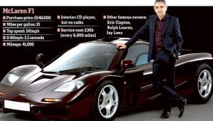 Mr.Bean isi vinde masina! Celebrul BOLID F1 cu care a facut doua accidente grave ii aduce un profit URIAS! Cati bani cere