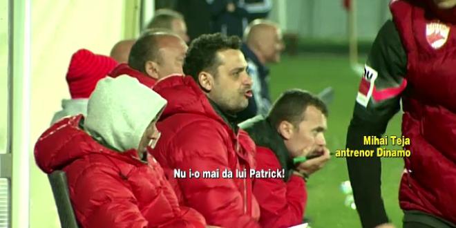 Mamaaaa! Ce vorbesti, ba, baiatuleeee!  Scenele nevazute pana acum de la umilinta lui Dinamo cu Danemarca U21. VIDEO