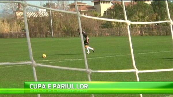 """""""Ar fi ceva extraordinar!"""" Ogararu e gata de provocarea carierei la Cluj. Cel mai important obiectiv stabilit iarna asta"""