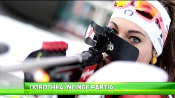 Ea e femeia care te face sa CAZI de pe schiuri!E cea mai noua senzatie in sporturile de iarna si are cei mai frumosi ochi albastri