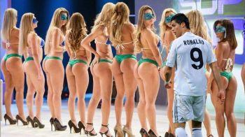 Ronaldo si femeile cu care a inselat-o pe Irina Shayk! Balonul de Aur a avut o aventura cu Miss Bum-Bum! FOTO