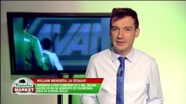EXCLUSIV | A doua tinta sudamericana a Stelei! Dupa argentinianul Canete, un paraguayan e pe lista campioanei