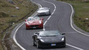 Transfagarasan, din nou vedeta la Top Gear! Ce spun prezentatorii emisiunii despre faimosul drum din Romania