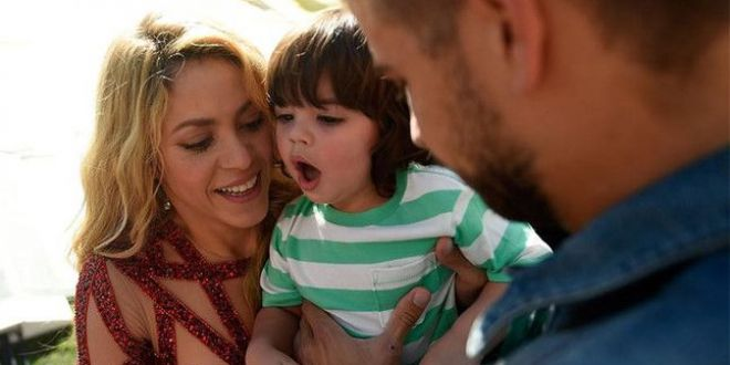 Veste extraordinara pentru Pique! Petrecere in vestiar la Barca: Shakira a nascut, copilul e perfect sanatos