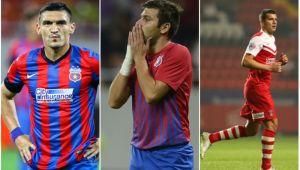 Atac letal pentru Steaua in retur! Galca are de facut cea mai grea alegere de cand e la Steaua: Keseru, Rusescu sau Tucudean?